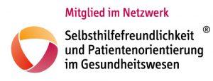 Logo Netzwerk Selbsthilfefreundlichkeit (R)