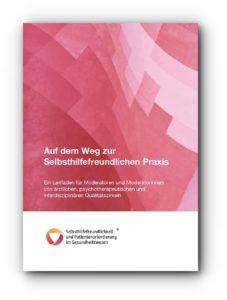 Titelblatt zum Leitfaden für QZ-Moderatoren