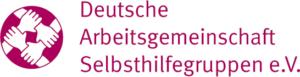 Logo der Deutschen Arbeitsgemeinschaft Selbsthilfegruppen e.V.