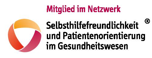 Logo Mitglied im Netzwerk Selbsthilfefreundlichkeit